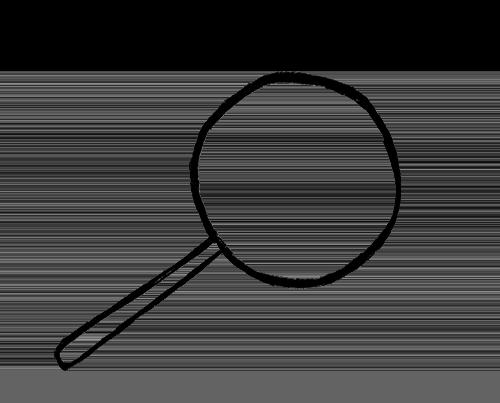 dessin loupe
